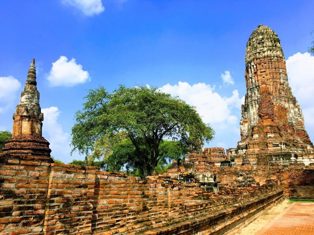タイ旅行のきっかけ
