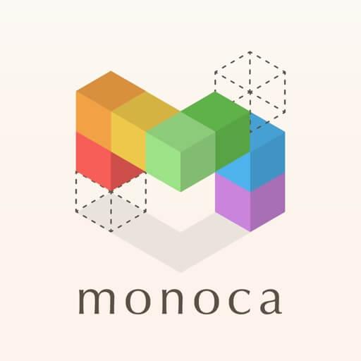 持ち物管理アプリ「monoca」