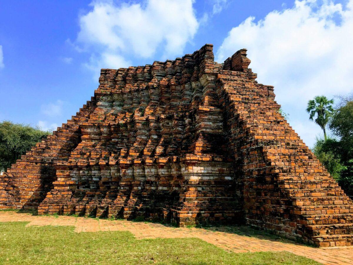 タイ旅行の様子