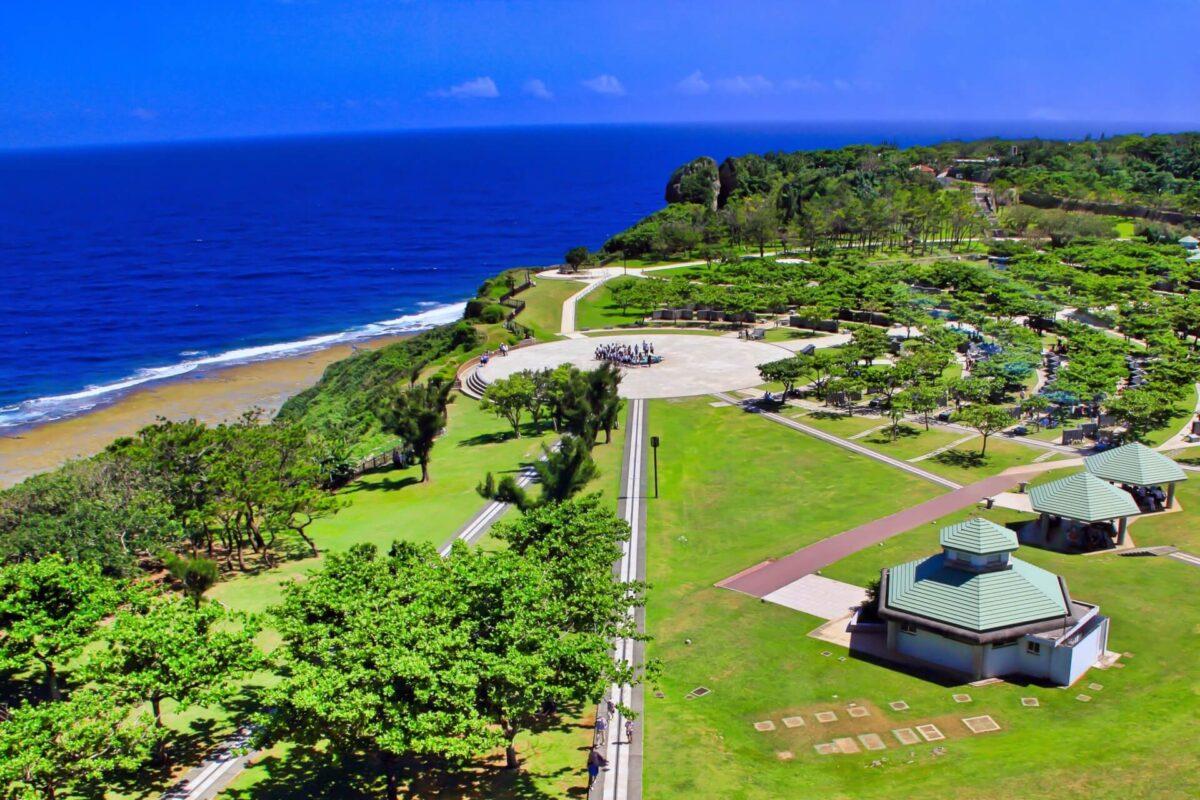 沖縄戦の終結